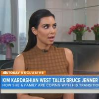 VIDEO: Kim Kardashian Happy Bruce Jenner Found 'Inner Peace'