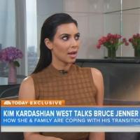 VIDEO: Kim Kardashian Happy Bruce Jenner Found 'Inner Peace'