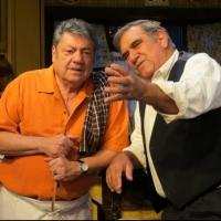 Photo Flash: First Look at Dan Lauria and More in NJ Rep's DINNER WITH THE BOYS