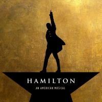 Photo Flash: First Look - HAMILTON Unveils Broadway Artwork! Photos