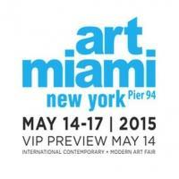 Art Miami New York Set for Pier 94, 5/14-17