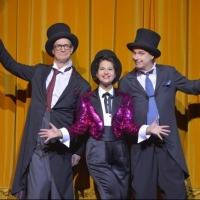Photo Flash: First Look at Bill Irwin, David Shiner and Shaina Taub in A.C.T.'s OLD HATS