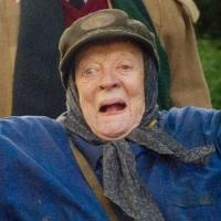 First Trailer For Maggie Smith & James Corden In THE LADY IN THE VAN