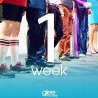 Brand New 'One Week' GLEE Social Media Image Counting Down Until Premiere