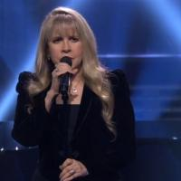 VIDEO: Stevie Nicks Performs 'Rhiannon' & New Song 'Lady' on TONIGHT SHOW