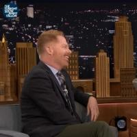 VIDEO: Jesse Tyler Ferguson Talks Shakespeare in the Park's THE TEMPEST on 'Tonight'
