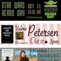 This Week at Bookworks Includes Star Wars Reads Day, Valerie Petersen, and More