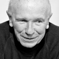 Photo Flash: Tony Winning Playwright Terrence McNally Poses for THE CREATIVE FACES PROJECT