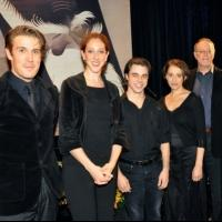 Photo Coverage: Inside Project Shaw's CANDIDA READING
