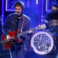 VIDEO: Noel Gallagher Performs 'Lock All the Doors' on TONIGHT SHOW
