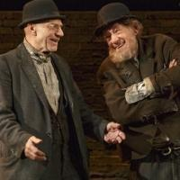 Photo Flash: First Look at Patrick Stewart & Ian McKellen in Broadway's NO MAN'S LAND & WAITING FOR GODOT