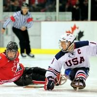 PBS Goes Behind-the-Scenes of 2014 U.S. Paralympic Sled Hockey Team in Documentary ICE WARRIORS
