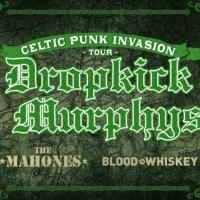 Dropkick Murphys Announce Celtic Punk Invasion Tour
