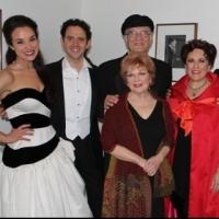 Photo Coverage: Santino Fontana, Judy Kaye & More in SONG OF NORWAY Concert