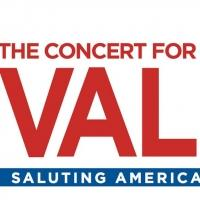 Springsteen, Underwood & More Set for THE CONCERT FOR VALOR, Airing on HBO 11/11
