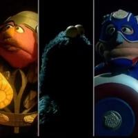 VIDEO: Watch Sesame Street Parody of THE AVENGERS!