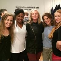 Exclusive Photo Flash: Found at Found! Ira Glass, Piper Kerman & More Visit Atlantic Theater Company's FOUND