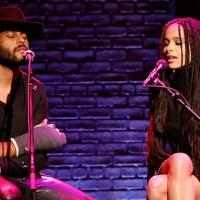VIDEO: Twin Shadow Performs 'No Ordinary Love' ft. Zoe Kravitz on LATE NIGHT