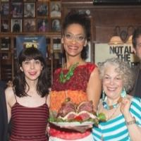 Photo Coverage: Carnegie Deli Unveils OLD JEWS TELLING JOKES Sandwich!