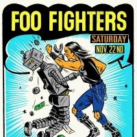 FOO FIGHTERS Confirm North American Tour 2015 Dates