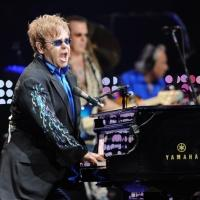 Elton John to Make JIMMY KIMMEL LIVE Debut 10/8