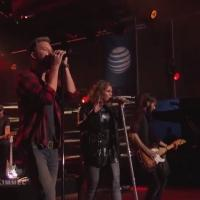 VIDEO: Lady Antebellum Performs 'Bartender,' 'Freestyle' on JIMMY KIMMEL LIVE