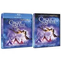 BWW EXCLUSIVE: 'Mundos Lejanos' de Cirque du Soleil ya a la venta en DVD y Blu-ray 3D
