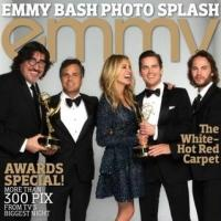 Photo Flash: Julia Roberts, Matt Bomer, Mark Ruffalo, & NORMAL HEART Team Featured in Emmys Magazine