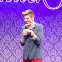 Photo Flash: Lisa Lampanelli in LIPSHTICK – THE PERFECT SHADE OF STAND-UP at The Venetian