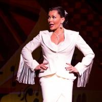 Photo Flash: First Look at Vanessa Williams in AFTER MIDNIGHT!