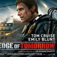 FIRST LOOK - Tom Cruise Featured in New EDGE OF TOMORROW Banner
