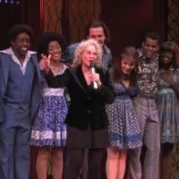 BWW TV: Carole King Attends BEAUTIFUL's West End Opening; Performs at Curtain Call!