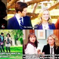 BWW's Top Ten TV gifs of the Week; PARKS AND REC, JOHN OLIVER, HTGAWM, and More!