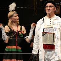 Photo Flash: First Look at Public Theater's OLD-FASHIONED PROSTITUTES