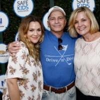 Drew Barrymore & More Turn Out for SAFE KIDS DAY