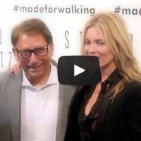 VIDEO: Kate Moss for Stuart Weitzman Spring/Summer 2014 | Milan Fashion Week