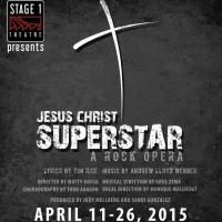BWW Reviews: Stage 1 Theatre's JESUS CHRIST SUPERSTAR a Huge Hit