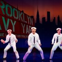 ON THE TOWN Returns to the Lyric Theatre This Afternoon!