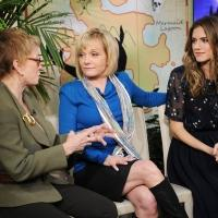 Photo Flash: PETER PAN's Allison Williams, Sandy Duncan & Cathy Rigby Visit 'Today'