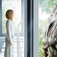 Photo Flash: First Look - New Poster Art for JURASSIC WORLD Just Released!