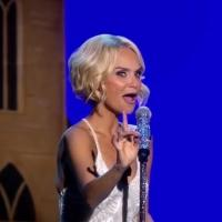 DVR Alert: Kristin Chenoweth Visits CBS's DAVID LETTERMAN Tonight