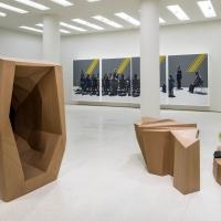 Guggenheim Museum Presents Beijing-Based Artist in WANG JIANWEI: TIME TEMPLE, Today