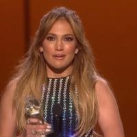 VIDEO: Nick Jonas Presents Radio Disney's Hero Award to Jennifer Lopez