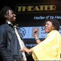 Photo Flash: HOLLER IF YA HEAR ME Company Takes Part in Schomburg Center Panel