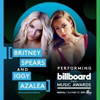 Britney Spears to Premiere 'Pretty Girls' ft Iggy Azalea on 2015 BILLBOARD MUSIC AWARDS
