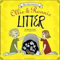 Marisa Cook Pens New Children's Book 'The Adventures of Ollie and Ronnie: Litter' on Environmental Stewardship
