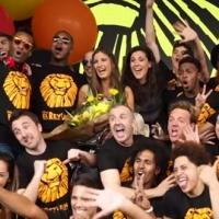 BWW TV: 'El Rey Le�n' recibe a su espectadora 2 millones