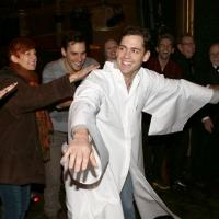Exclusive Photo Coverage: Inside the SIDE SHOW Gypsy Robe Ceremony!
