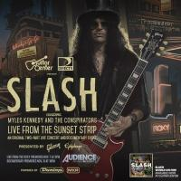 DirecTV Premieres SLASH Live in Concert Tonight