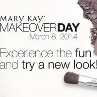 Celebrity Make-up Artists and Beauty Consultants Glam It up for Mary Kay Makeover Day
